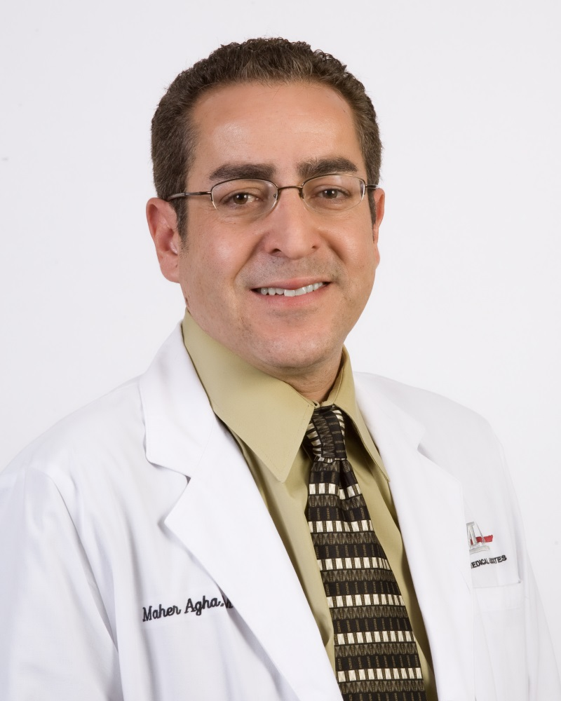 Dr. Maher S. Agha