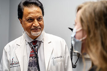 Dr. Avinash D. Shah is a primary care doctor in Pineville NC
