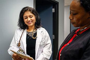 Dr. Sudipta Mazumder internal medicine in Pineville NC
