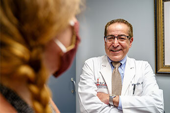 Dr. Maher S. Agha is a family doctor in Pineville NC